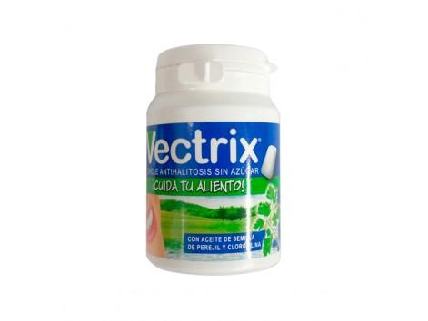 CHEWING GUM ANTI-HALITOSIS VECTRIX MENTA 59 gr. 33 units