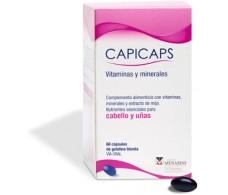 CAPICAPS 60 cápsulas de gelatina blanda.