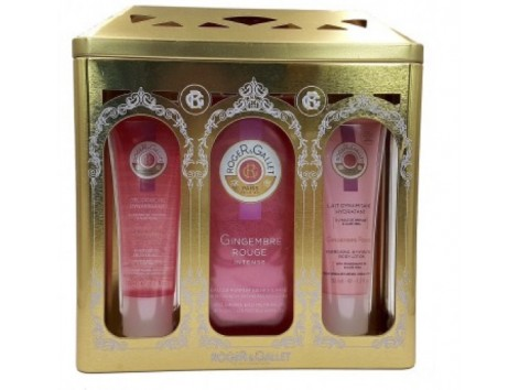 Roger & Gallet WATER OF PERFUME GINGEMBRE ROUGE Intenso 50 ml