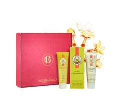 Roger & Gallet Box, FRESH WATER PERFUMED FLEUR D'OSMANTHUS 100ML