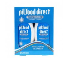 Pilfood® Direct Champú Anticaída 2X500ml Duplo