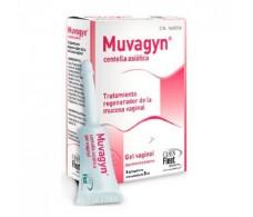 MUVAGYN CENTELLA ASIÁTICA Gel vaginal, 8 Aplicadores 5 ml