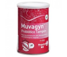 MUVAGYN PROBIÓTICO. Regular applicator, 9 pcs.