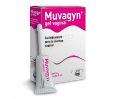 MUVAGYN VAGINAL HYDRATING GEL (8 APPLICATORS)