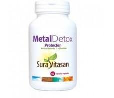 Sura Vitasan Metal Detox 60 capsules
