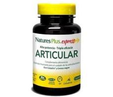 Nature's Plus Express articular 30 comprimidos
