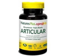 Nature's Plus Express articulate 30 tablets