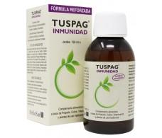 Heliosar Spagyrica Tuspag Syrup propolis and plants 150 ml.