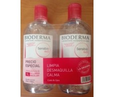 Sensibio H2O Bioderma micellar water 500ml + 500ml. limited promotion