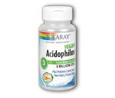 Solaray Acidophilus Plus 30 cápsulas. Solaray