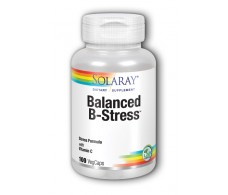 Solaray Mega B stress 60 vegetable capsules