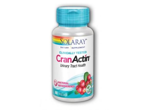 Solaray Cranactin 60 capsules. Solaray