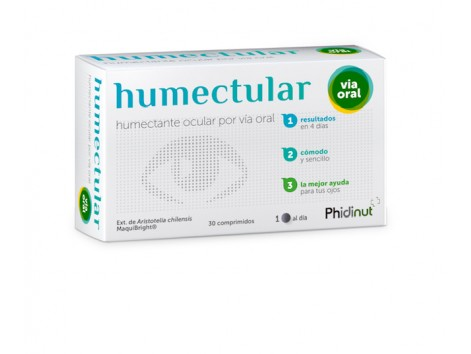 Phinidut Humectular 30 tablets
