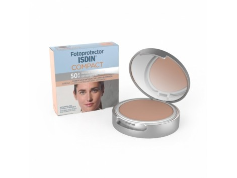 Photoprotector ISDIN Compact Arena SPF 50+