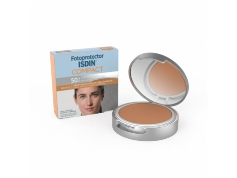 Photoprotector ISDIN Compact Bronze SPF 50