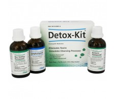 HEEL DETOX DROPS KIT 3X30ML