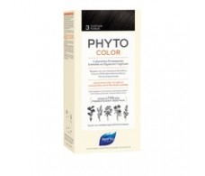 PHYTOCOLOR TINTE - 3 DARK BROWN