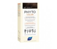PHYTOCOLOR TINTE - 5.7 AUBURN BROWN CLEAR