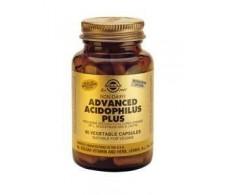 Solgar Advanced Acidophilus Plus 120 vegetable capsules