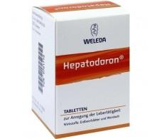 Weleda HEPATODORON 200 tablets