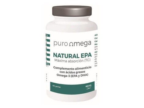 Best Products Beps Pur 3 Omega-3  60 Pearl.