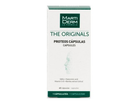 Martiderm  PROTEOS GAGs Proteoglycans 60 capsules