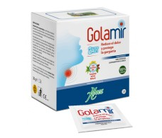 Aboca Golamir AR (throat and aphonia) 20 chewable tablets.