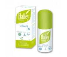 HALLEY - CHILD REPELLENT NATURAL INSECTS spray 100ML