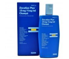 ZINCATION PLUS 10 mg / 4 mg / ml shampoo 200 ml