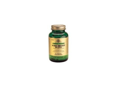 Solgar Horse Chestnut. (Seeds) 60 capsules