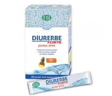 DIURERBE FORTE pocket drink pineapple flavor 24sbrs.