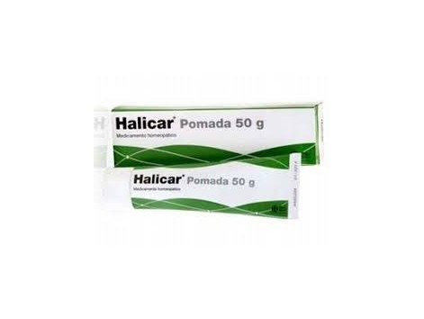 DHU Halicar ointment 50 g. Irritation, itching and atopy.