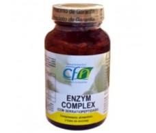 CFN ENZYM complex with serrapeptase 120vcaps