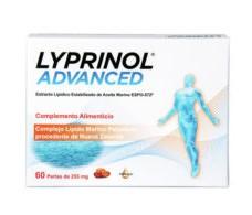 LYPRINOL ADVANCED 60 pearls