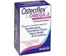 HEALTH AID OSTEOFLEX omega 3 30 tabs. 30 caps.