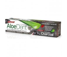 MADAL BAL. ALOEDENT ACTIVE CARBON toothpaste 100ml.