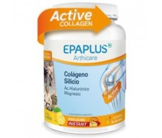 EPAPLUS silicon + colag + a.hialur + MG lemon 30 days