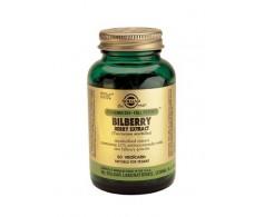 Solgar Bilberry Berry. 60 capsules