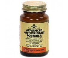 Solgar Advanced Antioxidant Formula 60 vegetarian capsules