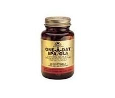 Solgar EPA / GLA 30 capsules. Omega 3 with GLA.