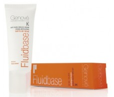 Fluidbase K 20ml cream concealer and bags.