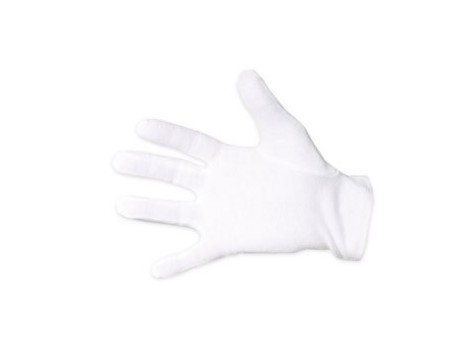 Dermatological Cotton Gloves Genové. Size S