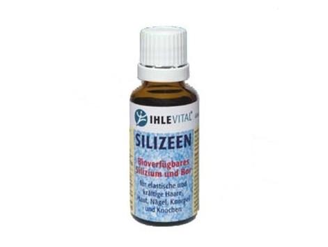 Silizeen Plus 25ml. Ihlevital
