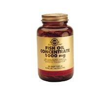 Solgar Aceite de Pescado Concentrado 1000mg. 60 capsulas