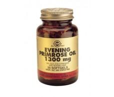 Solgar Aceite de Prímula de Rosa 1300mg. Primrose Oil 30 capsula
