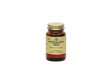 Solgar Phosphatidyl Serine Complex 500mg. 30 tablets