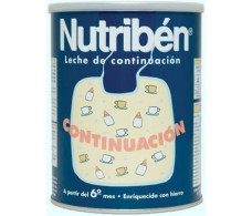 Continued Nutriben 800gr.