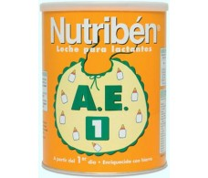 Nutriben AE 1 800gr. Antiestreñimiento milk from 1 day