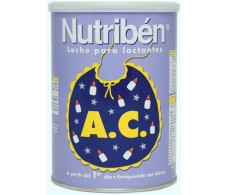 AC Nutriben 800gr. Anti-colic milk from 1 day