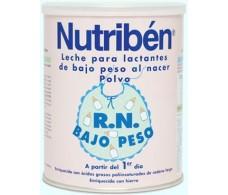 Nutriben RN Bajo Peso 400gr.